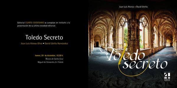 """Presentación del libro """"Toledo Secreto"""""""