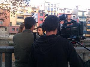 N- II que no s'aturin les entrevistes!!!