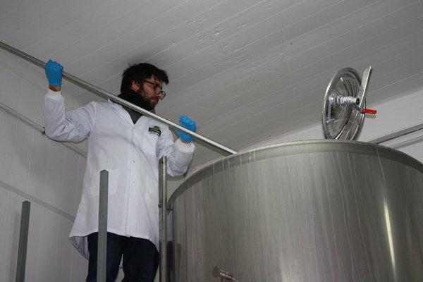 fermentador de cervea