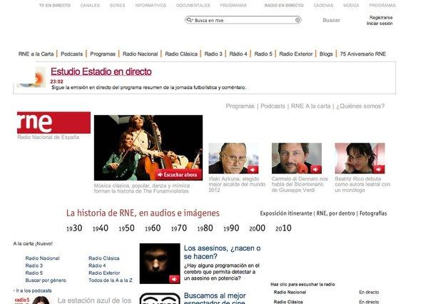 La entrevista en el Ojo Crítico de Radio Nacional de España