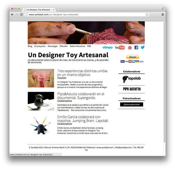 Web del proyecto