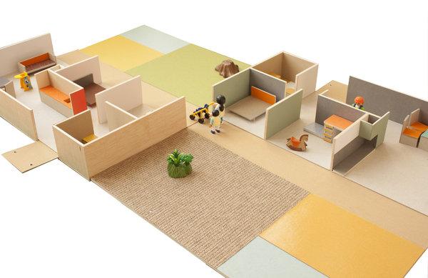 40 Cases mini - 40 casas mini