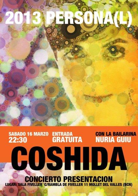 CONCIERTO PRESENTACION COSHIDA