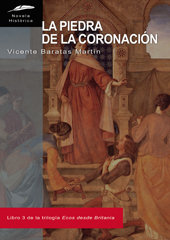 Cambio de portada en el libro 3: La piedra de la coronación