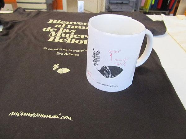 El sueño empieza a materializarse (III): Encuadernación, camisetas y libro listo
