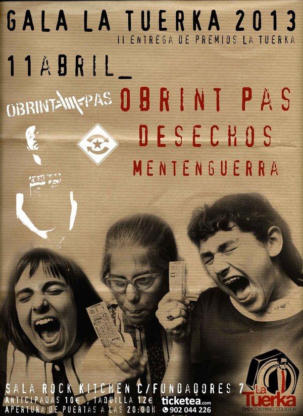 Gala La Tuerka 2013