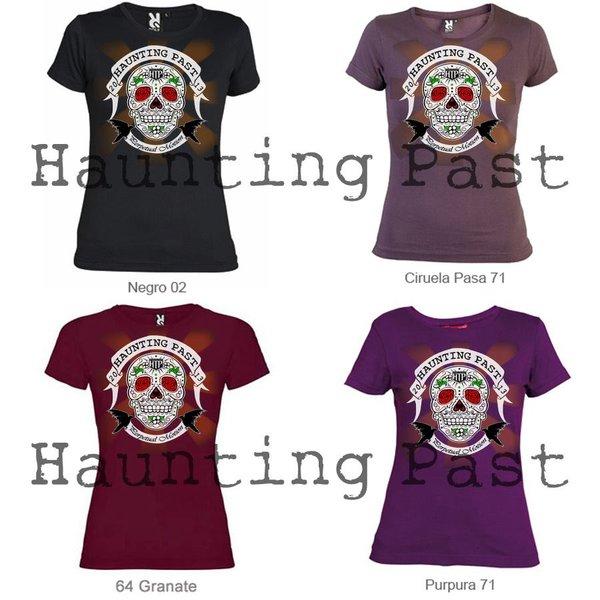 Veamos cómo queda la camiseta con el diseño elegido y varios de los colores  disponibles  1a6723ebaf30a