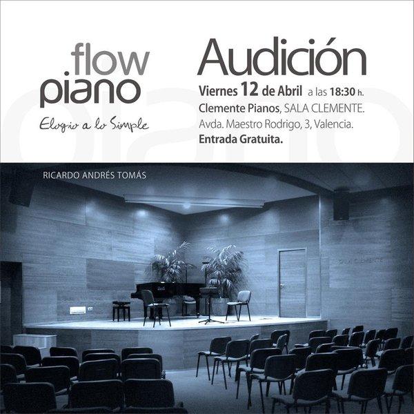 Primera Audición Flowpiano