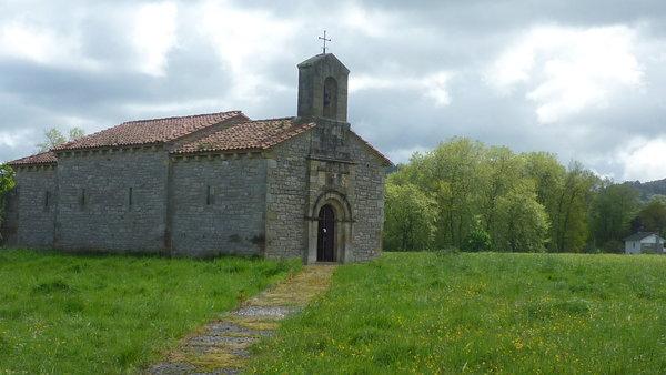 Localización - Iglesia en Cabueñes, Gijón, Asturias