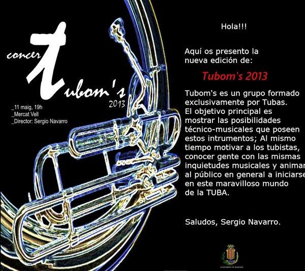 Concierto 11 de Mayo en Moncada