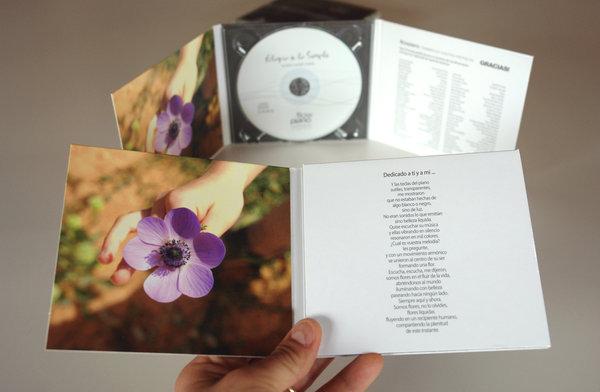 """Presentación del CD """" Elogio a lo Simple"""""""